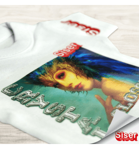 Siser Colorprint Transparant PU Gloss