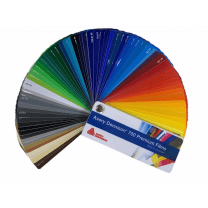 Farbfächer Avery 700