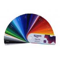 Farbfächer Metamark M7
