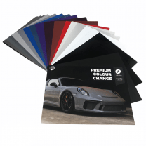 Farbfächer Arlon PCC - Premium Colour Change