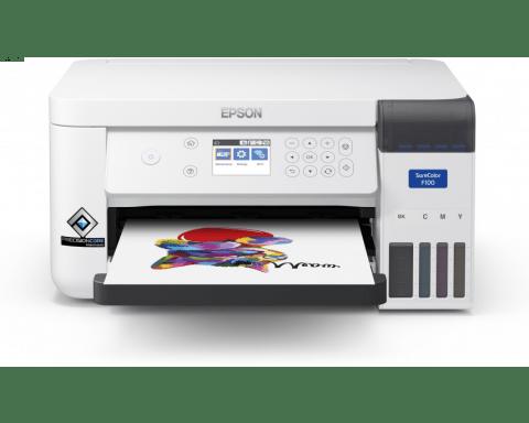 Epson SureColor SC-F100 - CMYK