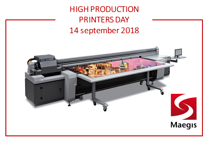 High Volume Printers Day am Freitag, 14. September